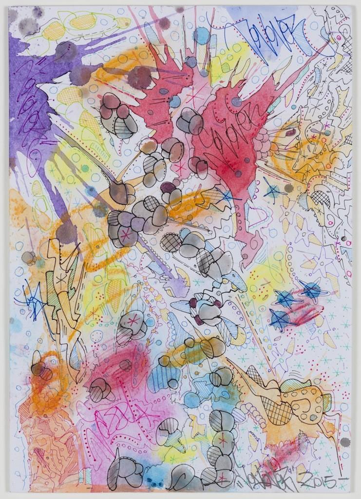 2015-Untitled Drawing, 37,5 x 28,5 cm copie