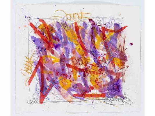 2019-Breath,-encre-et-crayon-gras-sur-papier,-106,5-x-124-cm_JonOne_2019_Repro_132