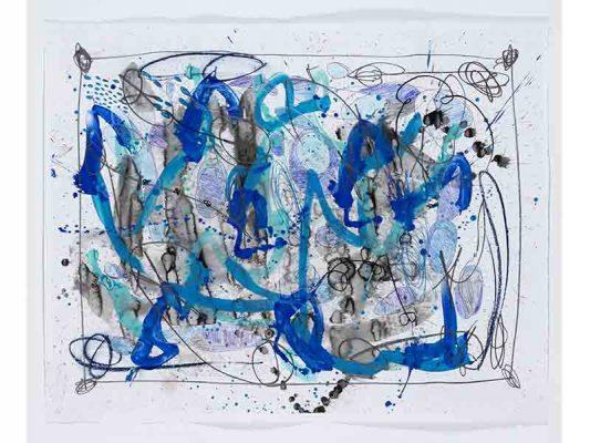 2019-Darwin-Theory,-encre-et-crayon-gras-sur-papier,-98,5-x-124,5-cm_JonOne_2019_Repro_122