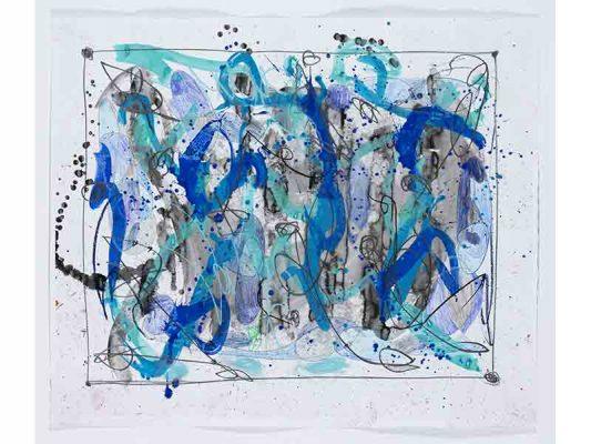 2019-Retro-Grade,-encre-et-crayon-gras-sur-papier,-104-x-124-cm_JonOne_2019_Repro_121