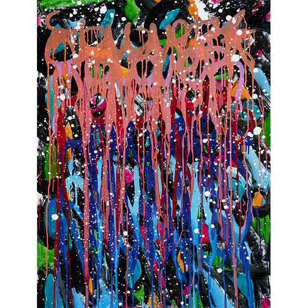 2020-Miracles,-acrylique-et-encre-sur-toile,-92-x-68-cm_JonOne_2020_Repro_041